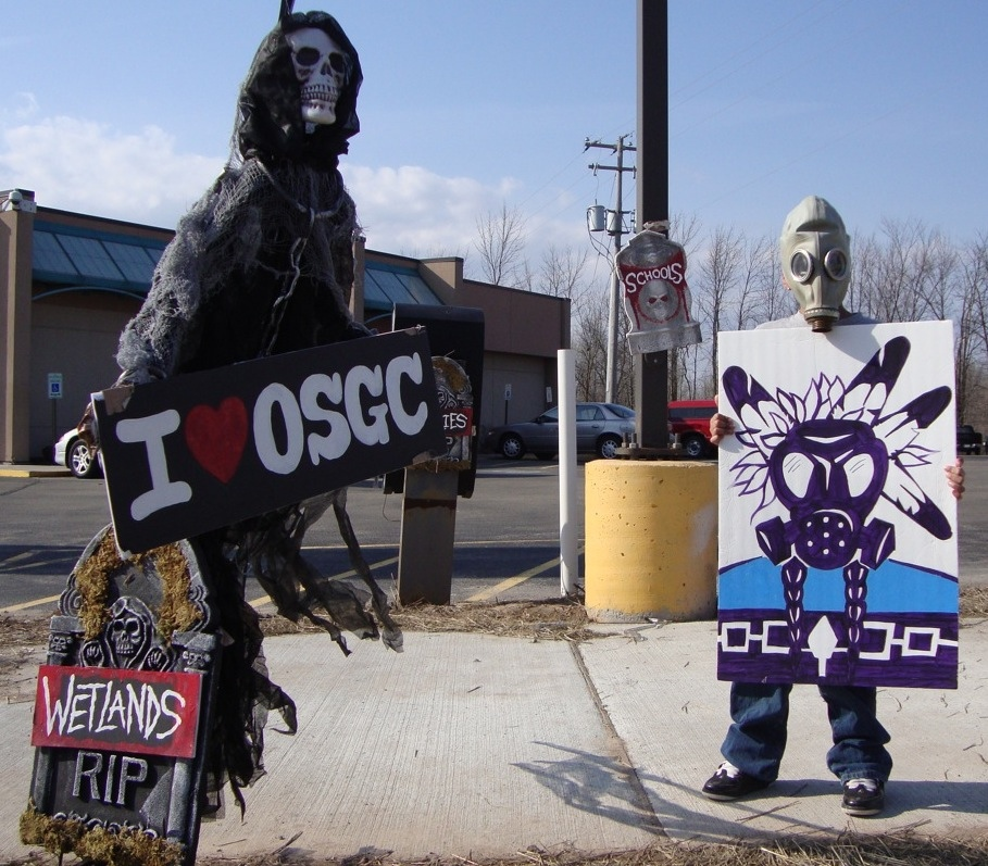 OSGC cheerleader & incinerator advocate vs. the future of tribal youth everywhere if OBC & OSGC have their way and are allowed to market genocide.
